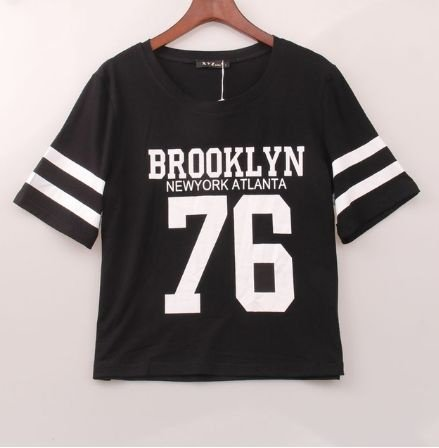 Cropped Brooklyn - Diversas Cores