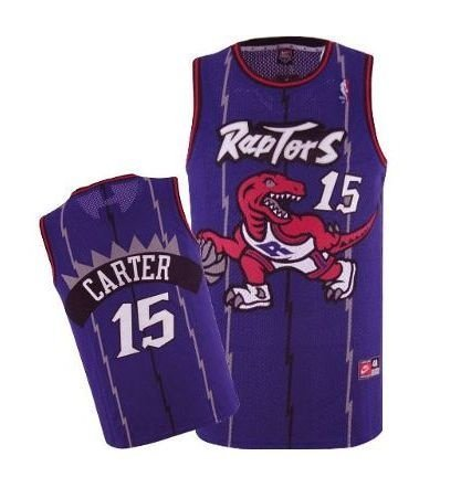 Regata - RAPTORS Carter NBA NIKE Basquete