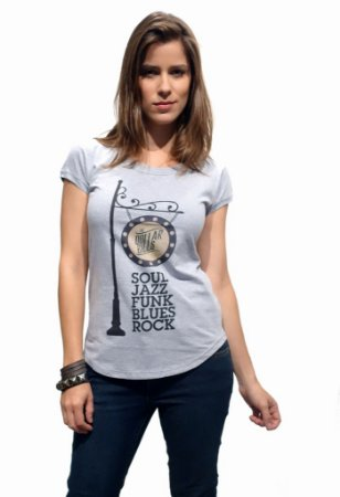 Kit Camiseta Fem. Soul/Jazz + EP The Round Sessions + EP Sounds Like a Band