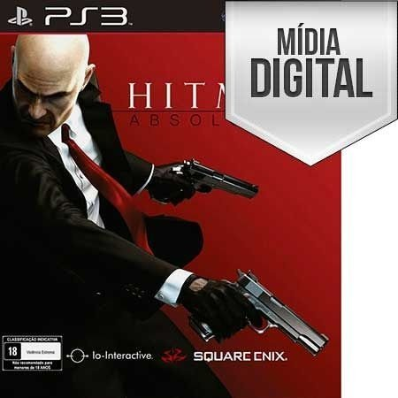 Hitman: Absolution - PS3 Mídia Digital