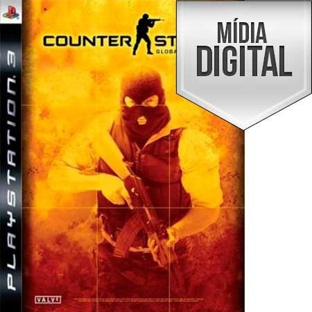 Counter-Strike: Global Offensive Ps3 Mídia Digital