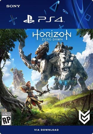 Horizon Zero Dawn Ps4 Mídia Digital