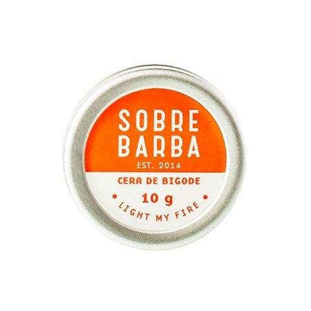 Cera de Bigode Light My Fire 10g - Sobrebarba
