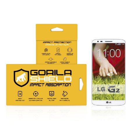 Película de vidro para LG G2 Mini – Double Protection – Gorila Shield