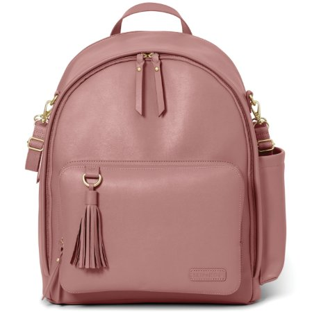 Bolsa Maternidade - Greenwich Simply Chic Backpack ( mochila) Dusty Rose