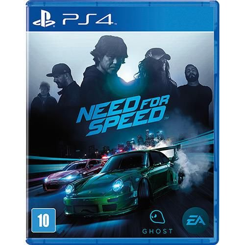 Jogo Need for Speed 2015 - PS4