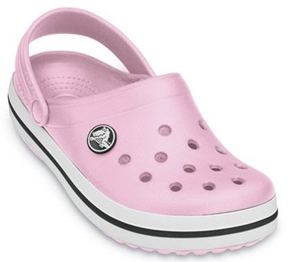 CALCADO CROCBAND KIDS - 10998 - BUBBLEGUM