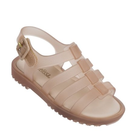 MINI MELISSA FLOX 31675MP - BEGE TRANSPARENTE