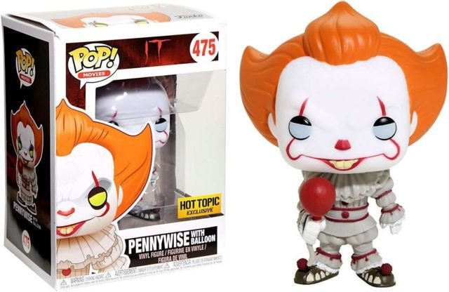 Funko Pop Vinyl It -  Pennywise (Exclusivo)
