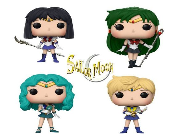 Funko Pop Vinyl Sailor Moon