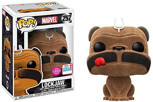 Funko Pop Vinyl NYCC 2017 - Lock Jaw Marvel