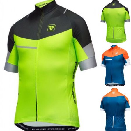 CAMISA CICLISMO MASCULINA - LORD - FREE FORCE