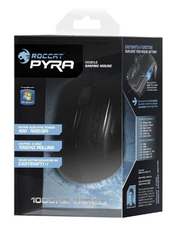 Mouse Roccat Pyra Wired Mobile Gaming (ROC-11-300)