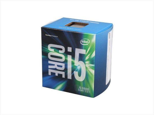 Intel Core i5-6600 6M Skylake 3.3 GHz LGA 1151 65W Quad-Core Intel HD Graphics 530 (BX80662I56600)