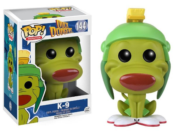 Duck Dodgers K-9 Pop - Funko