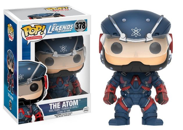 Legends of Tomorrow The Atom Pop - Funko