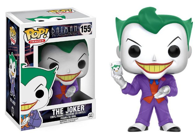 Batman The Animated Series The Joker Pop - Funko