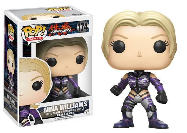 Tekken Nina Williams Pop - Funko