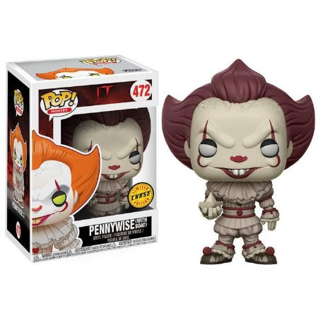 It Pennywise Chase Limited Edition Pop - Funko