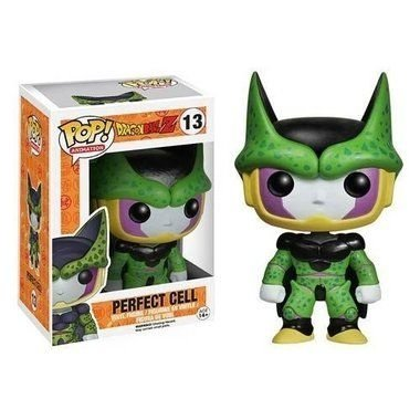 Dragon Ball Z Perfect Cell Pop - Funko