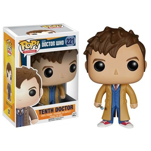 Doctor Who Tenth Doctor Pop! - Funko