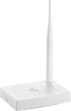 ROTEADOR WIRELESS N 150 MBPS 1 ANTENA 5DBI RE057