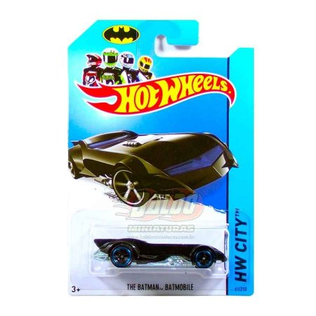 Hot Wheels - Batman Batmobile