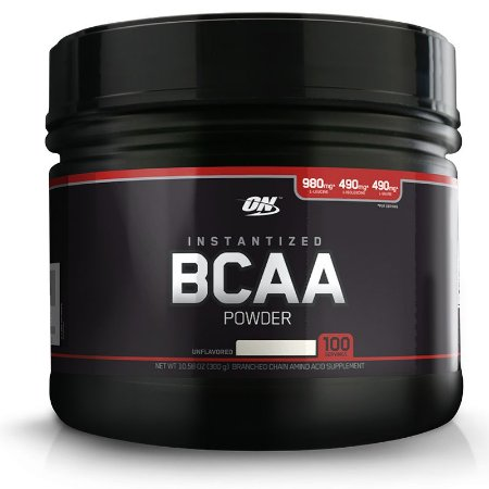 BCAA Powder (300g) Black Line - Optimum Nutrition