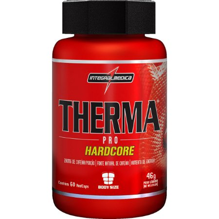 Therma Pro Hardcore - 60 Caps - IntegralMedica
