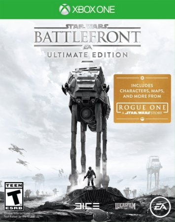 Star Wars Battlefront Ultimate Edition + DLC Rogue One - Xbox One