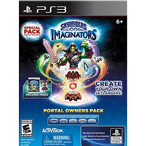 Skylanders Imaginators Portal Owners Pack - PS3