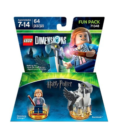 Harry Potter Hermione Fun Pack - Lego Dimensions