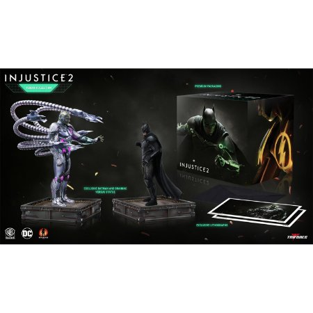 Triforce Injustice 2: The Versus Collection - C/ Jogo PS4