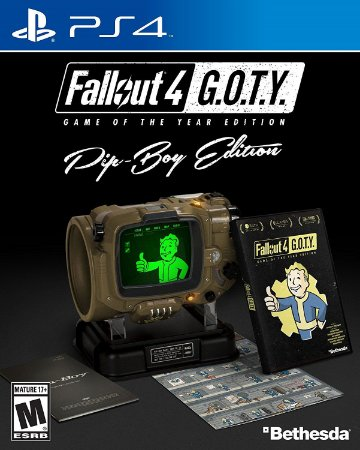 Fallout 4: Game of The Year Pip-Boy Edition - PS4