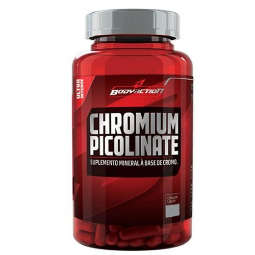 Chromium Picolinate 100caps - Body Action