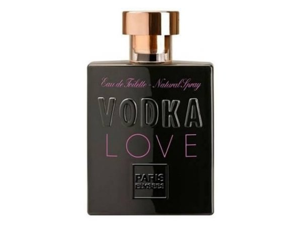 Perfume Vodka Love Feminino Eau de Toilette 100ml