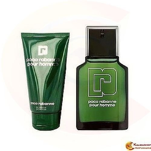 Paco Rabanne Pour Homme Eau de Toilette 100ml + Spray And Shower Gel Travel Edition 100ml