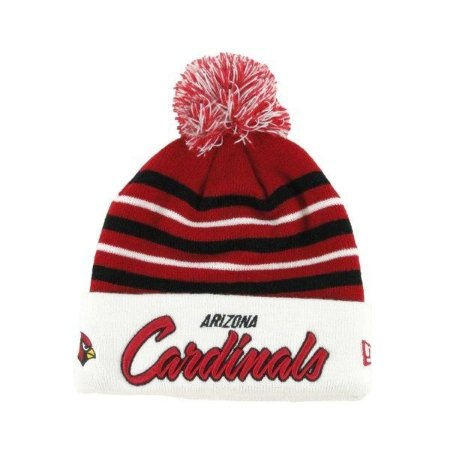 Gorro Touca Arizona Cardinals Snow Stripe - New Era