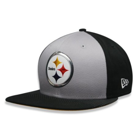 Boné Pittsburgh Steelers DRAFT Collection 950 Snapback - New Era