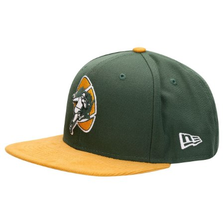 Boné Green Bay Packers Retro Tone 950 Snapback - New Era