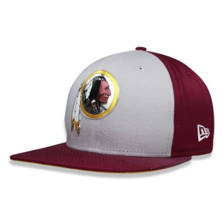 Boné Washington Redskins DRAFT Collection 950 Snapback - New Era