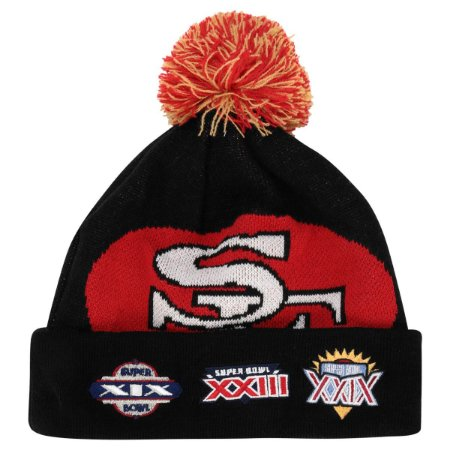 Gorro Touca San Francisco 49ers Big Team Super Bowl - New Era