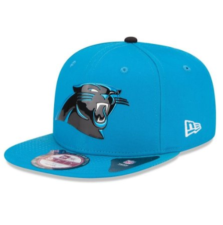 Boné Carolina Panthers DRAFT 950 Snapback - New Era