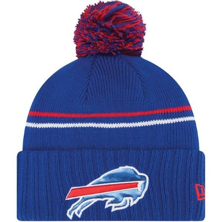 Gorro Touca Buffalo Bills Logo Crisp Refletivo - New Era