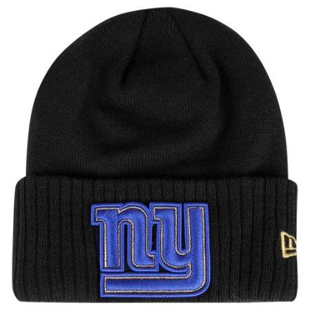Gorro Touca New York Giants Gold Logo - New Era