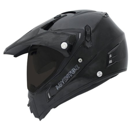 Capacete Nasa MX-311 Cross Black