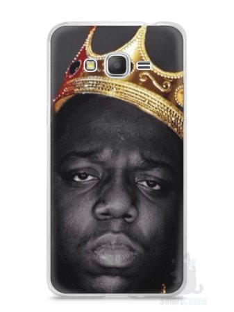 Capa Samsung Gran Prime The Notorious B.I.G.