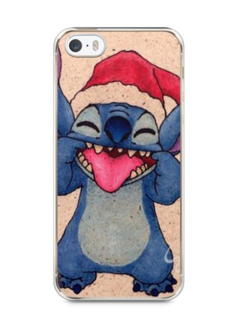 Capa Iphone 5/S Stitch #2