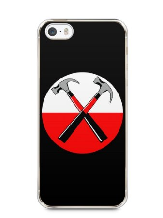 Capa Iphone 5/S Pink Floyd #1