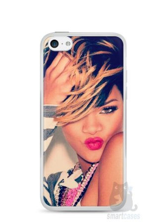Capa Iphone 5C Rihanna #1